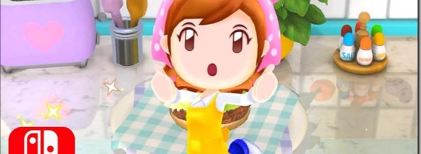 Cooking Mama Games on Nintendo Switch